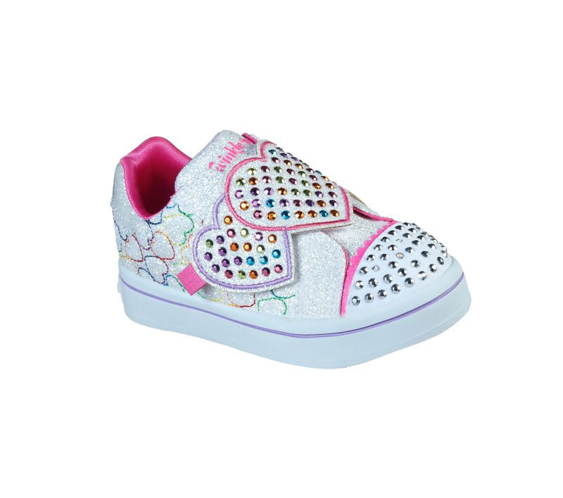 Twinkle Toes: Twi-Lites - Heart Magic, WHITE / MULTI, largeimage number 0