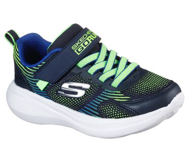 Skechers GOrun Fast - Sprint Jam, NAVY/LIME, large image number 0