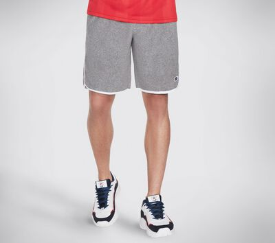 Skechers Apparel Terry 9 Inch Dolphin Short