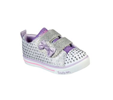 Twinkle Toes: Sparkle Lite - Peek-A-Cute, SILVER, large image number 0