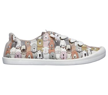 BOBS Beach Bingo - Dog House Party, TAUPE/MULTI, large image number 5