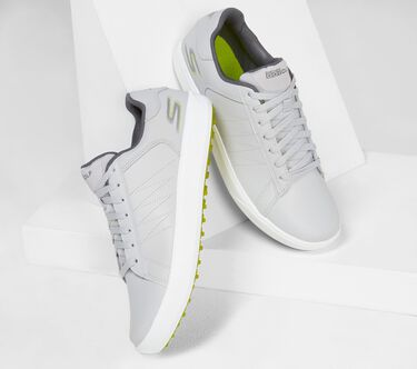 Skechers GO GOLF Drive 4, GRAY/LIME, large image number 0