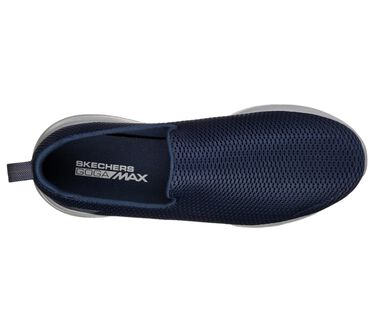 Skechers GOwalk Max, NAVY / GRAY, large image number 2