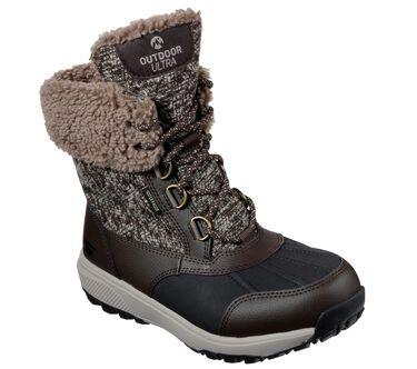 Skechers On the GO Outdoors Ultra - Frost Bound, CHOCOLATE, large image number 1