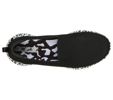 Skechers GOwalk 5 - Edgy, BLACK/WHITE, large image number 1