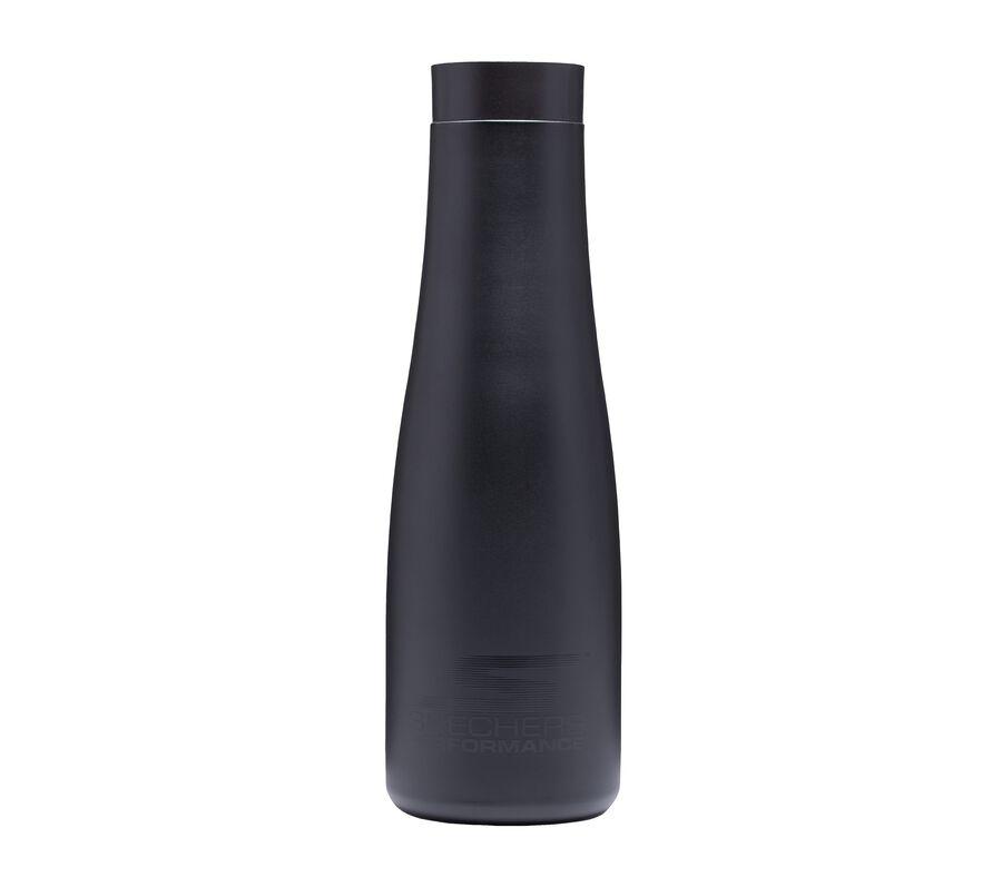 Skechers Performance Water Bottle, BLACK, largeimage number 0