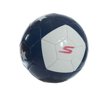 USA Size 5 Soccer Ball, BLUE/RED, large image number 1