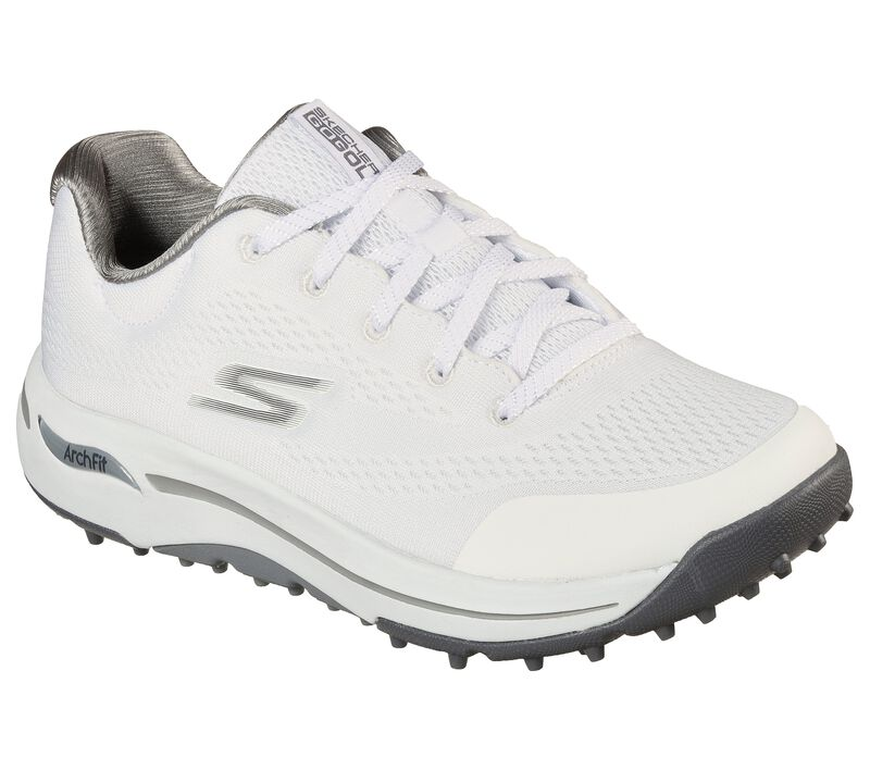 Skechers GO GOLF Arch Fit - Balance, WHITE, largeimage number 0