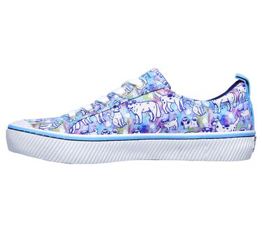 EXCLUSIVE BOBS B Wild - Peace Pups, BLUE/MULTI, large image number 3