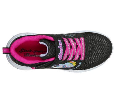 Skech Yours: Skechers GOrun Fast - Miss Crafty, BLACK, large image number 1