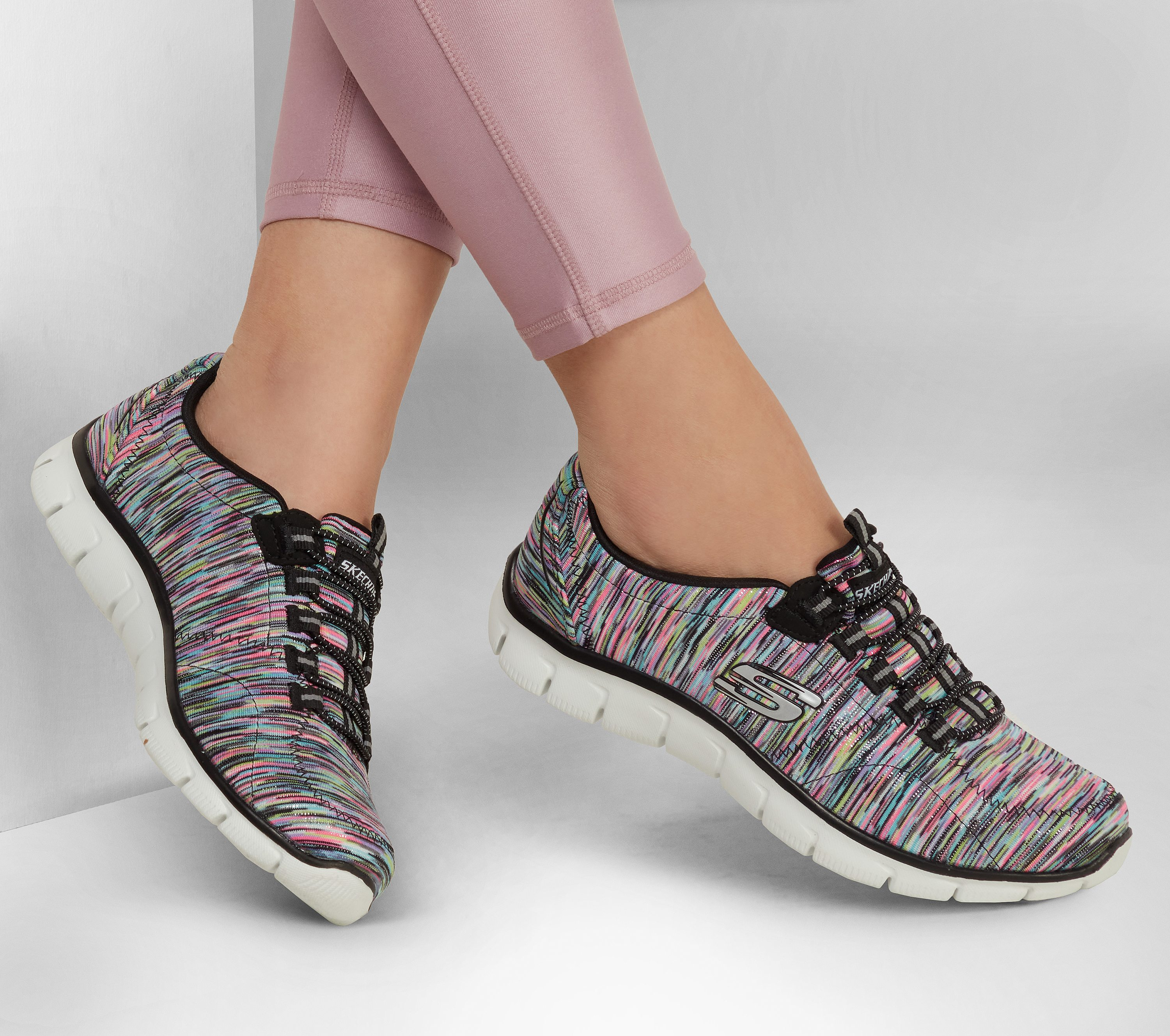 skechers relaxed fit empire game on walking shoe (women's)