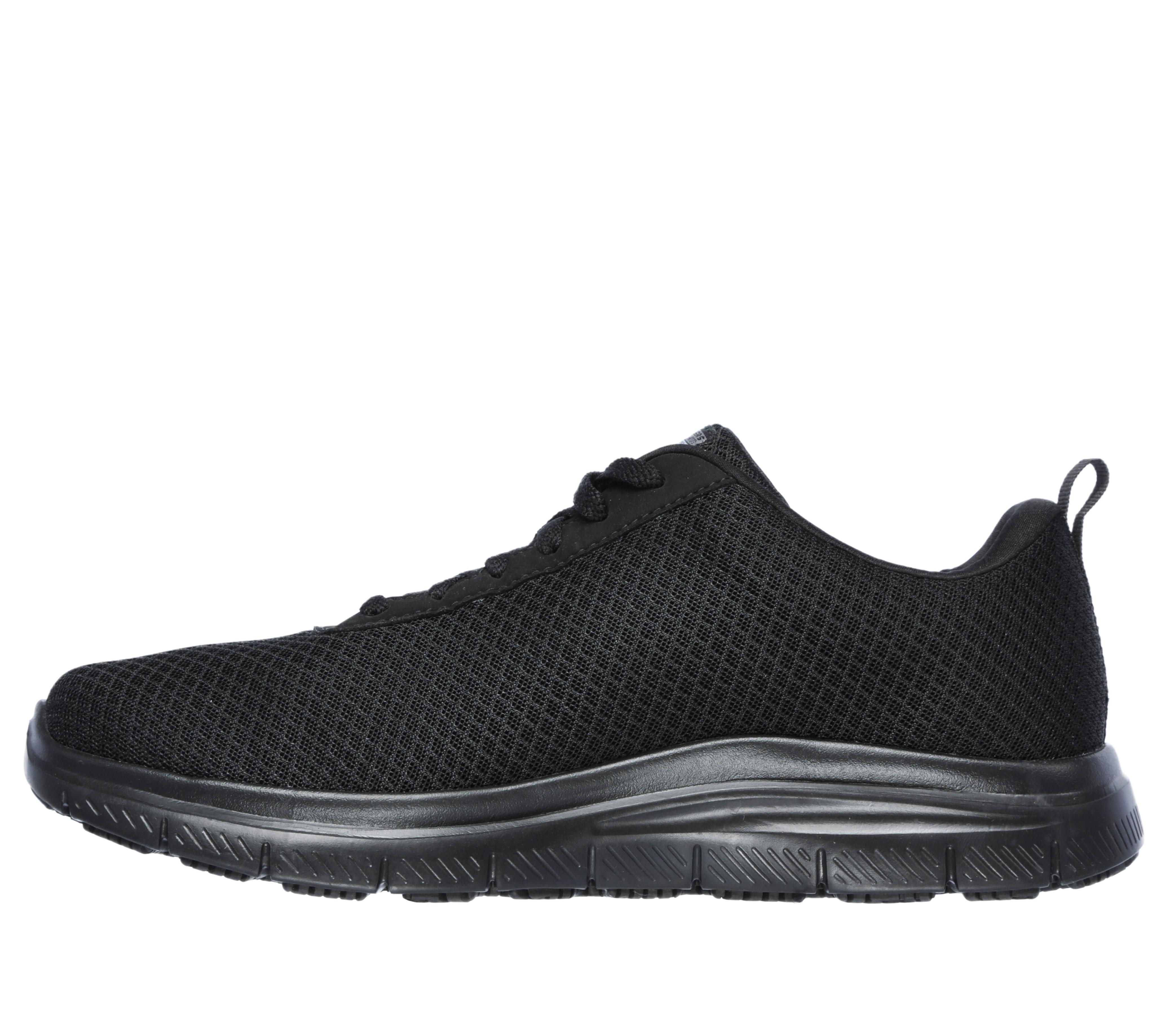 Skechers Work Relaxed Fit FLEX VANTAGGIO-Bendon SR Scarpe 77125EC Sneaker Uomo